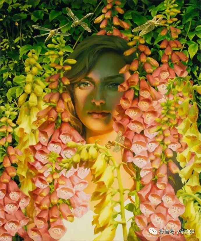 内心的独白 美国女画家Adrienne Stein作品欣赏插图7