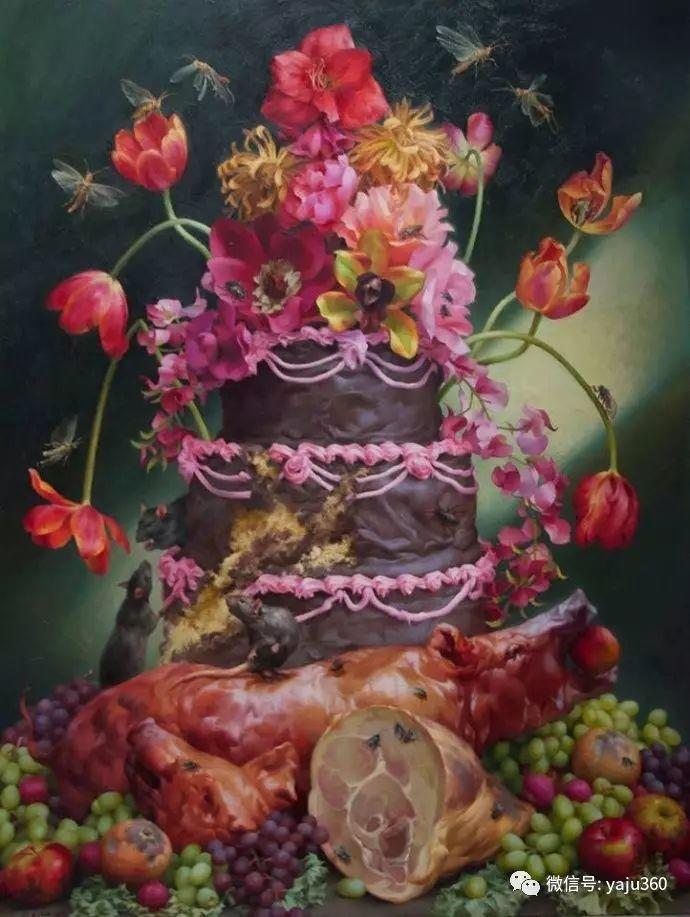 内心的独白 美国女画家Adrienne Stein作品欣赏插图13