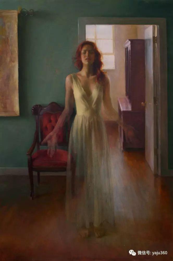 内心的独白 美国女画家Adrienne Stein作品欣赏插图33