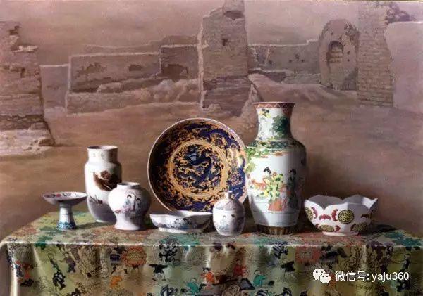 一个画家与陶瓷的故事插图1
