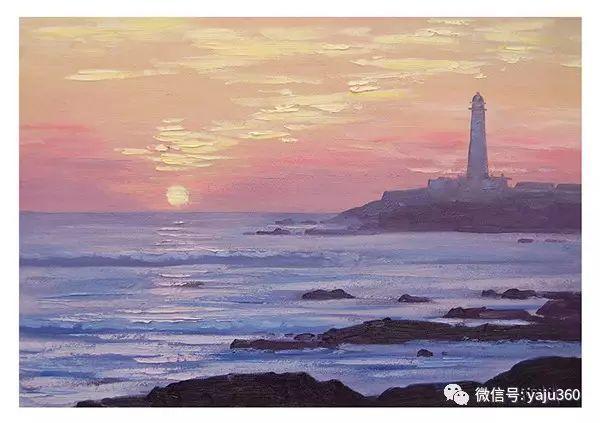 风景油画  澳大利亚印象派画家Graham Gercken作品插图31