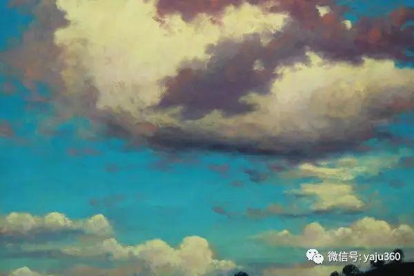 风景油画  澳大利亚印象派画家Graham Gercken作品插图79