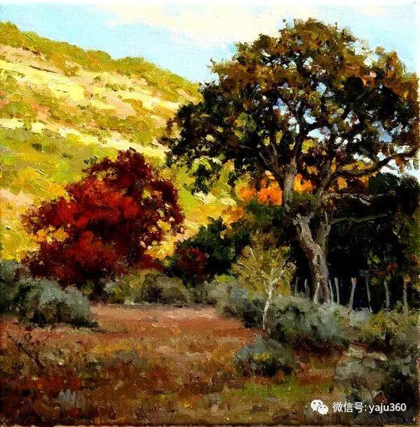 美国著名传统风景画家马克霍沃思插图11