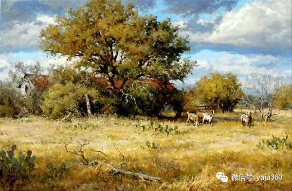 美国著名传统风景画家马克霍沃思插图21