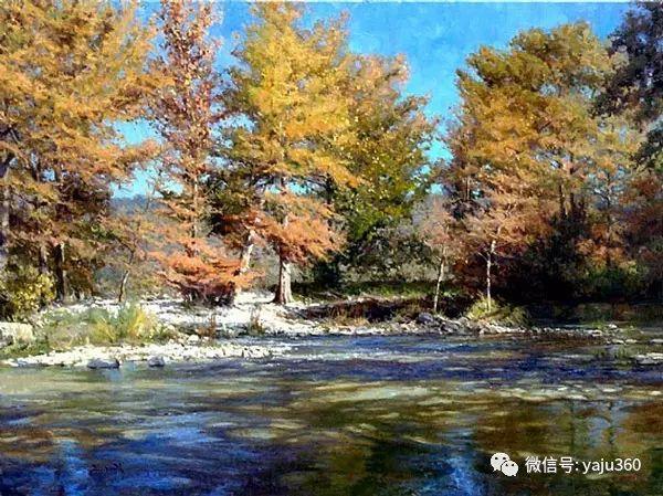 美国著名传统风景画家马克霍沃思插图41