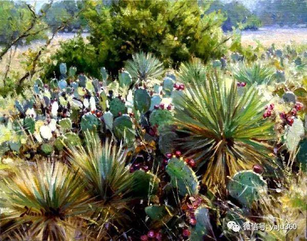 美国著名传统风景画家马克霍沃思插图43