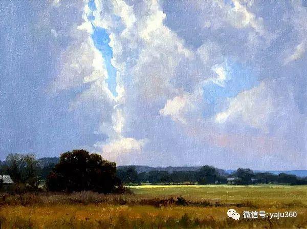 美国著名传统风景画家马克霍沃思插图57