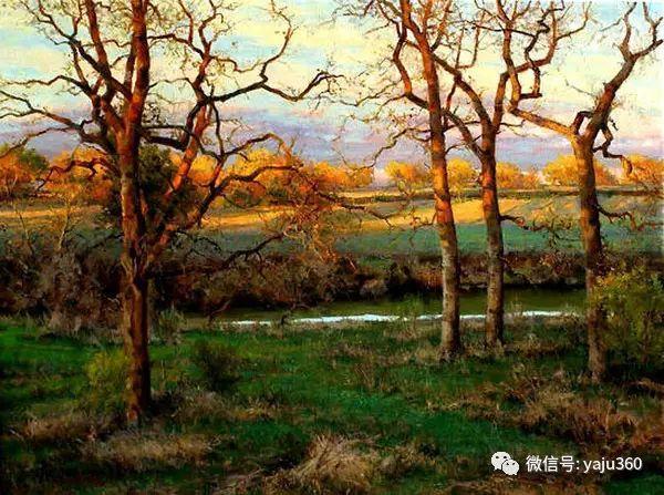 美国著名传统风景画家马克霍沃思插图63