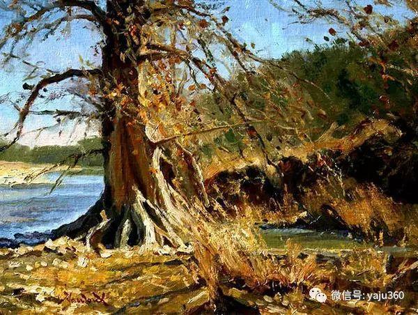 美国著名传统风景画家马克霍沃思插图69