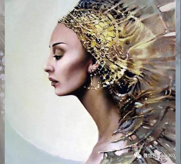 女性之美 波兰艺术家Karol Bak油画作品插图7