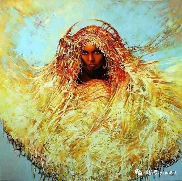 女性之美 波兰艺术家Karol Bak油画作品插图9