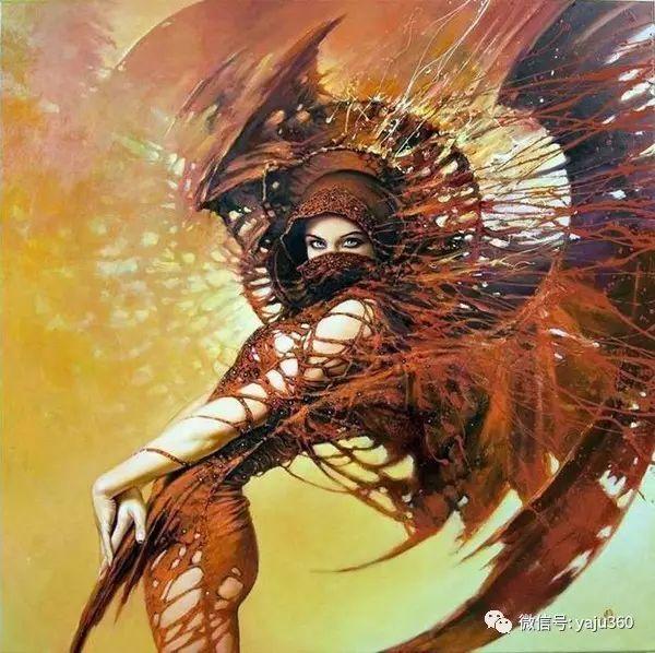 女性之美 波兰艺术家Karol Bak油画作品插图11