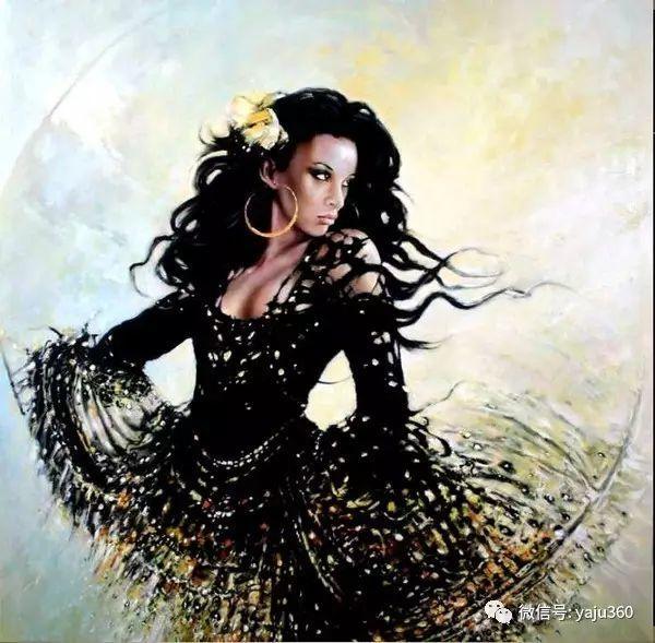 女性之美 波兰艺术家Karol Bak油画作品插图15