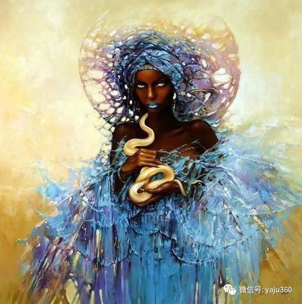 女性之美 波兰艺术家Karol Bak油画作品插图23