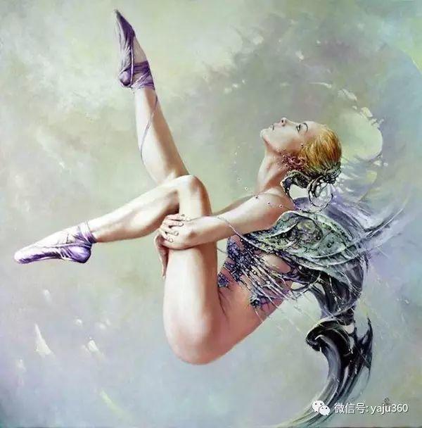 女性之美 波兰艺术家Karol Bak油画作品插图27