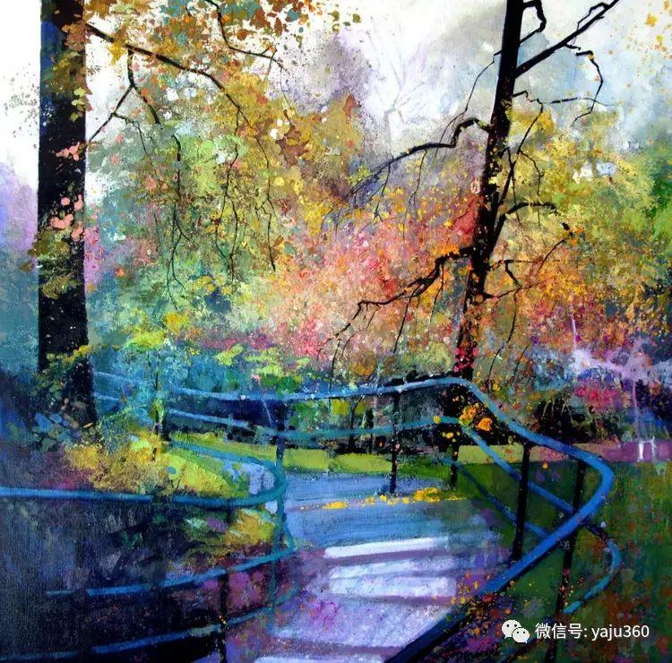 风景油画 英国罗伯特凯尔西作品欣赏插图1