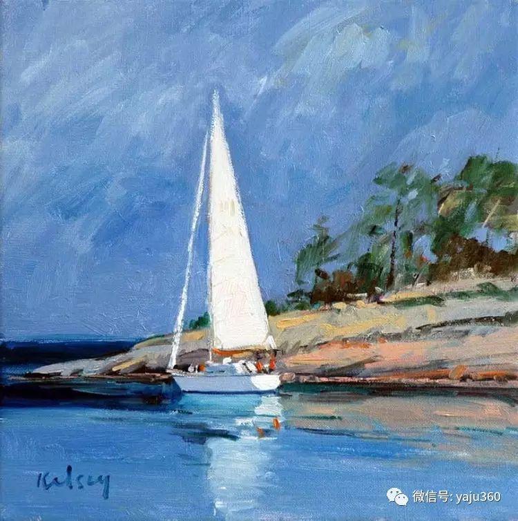 风景油画 英国罗伯特凯尔西作品欣赏插图3