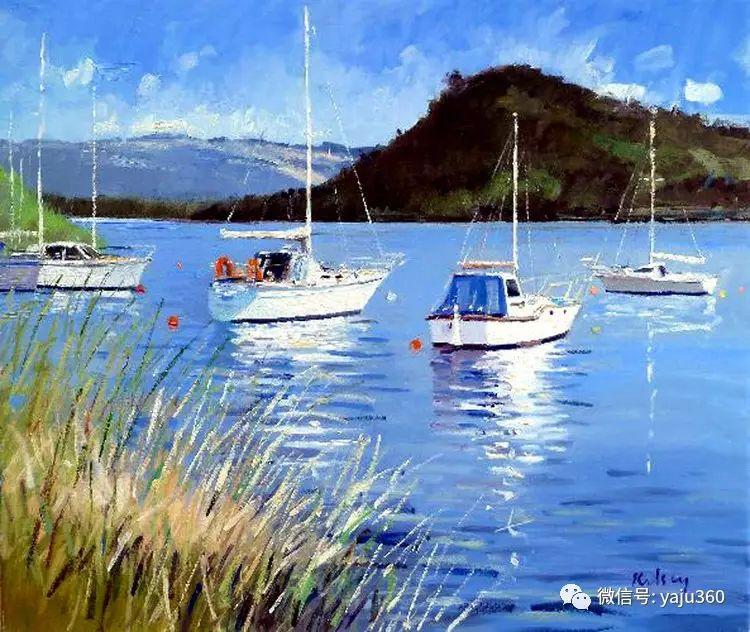 风景油画 英国罗伯特凯尔西作品欣赏插图5