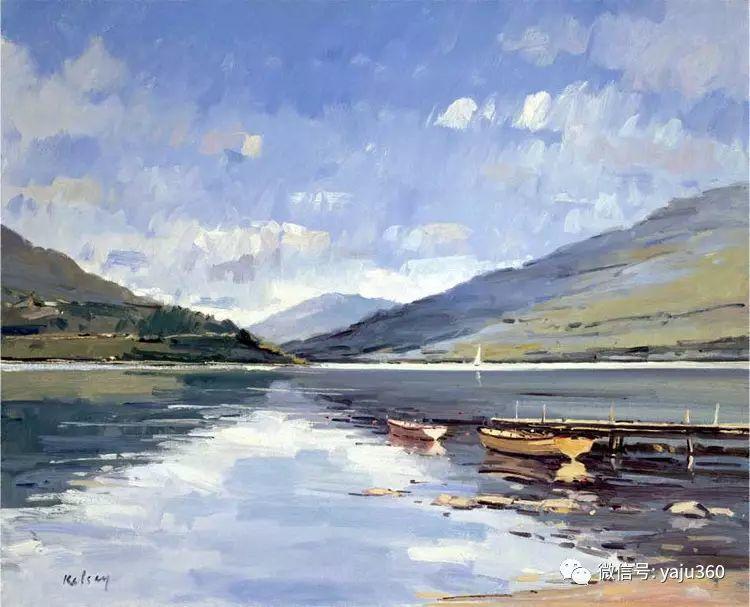 风景油画 英国罗伯特凯尔西作品欣赏插图9