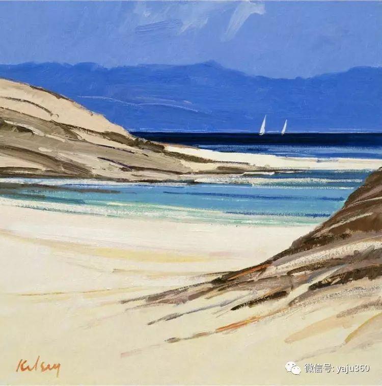 风景油画 英国罗伯特凯尔西作品欣赏插图11