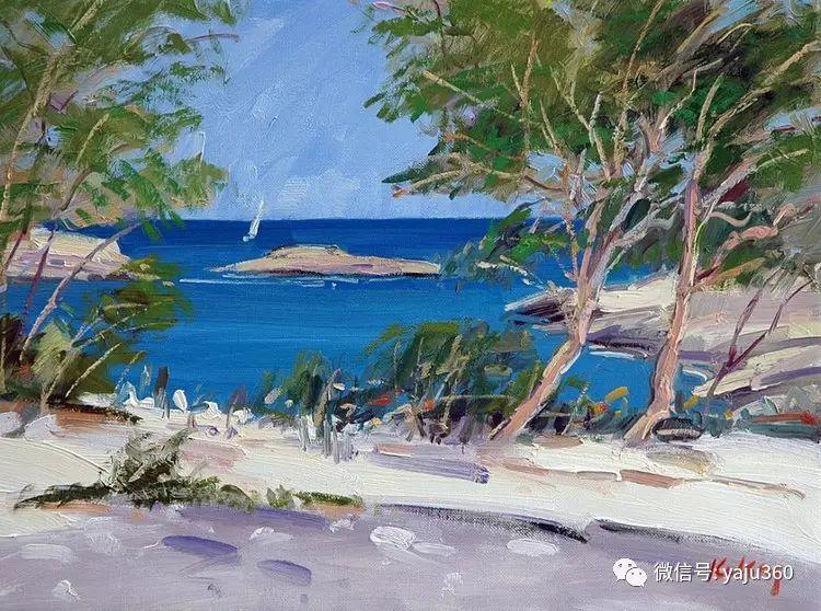 风景油画 英国罗伯特凯尔西作品欣赏插图13