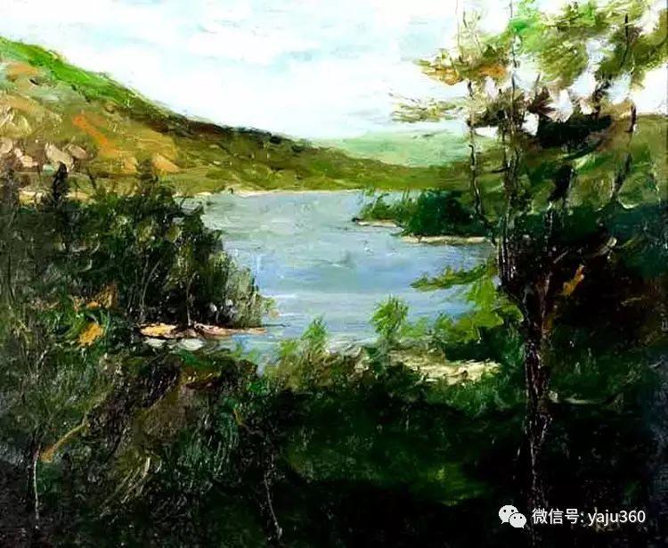 风景油画 英国罗伯特凯尔西作品欣赏插图19