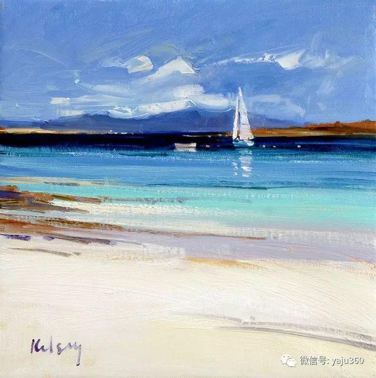 风景油画 英国罗伯特凯尔西作品欣赏插图21