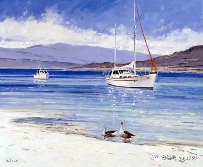 风景油画 英国罗伯特凯尔西作品欣赏插图29