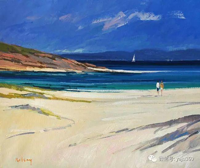 风景油画 英国罗伯特凯尔西作品欣赏插图31