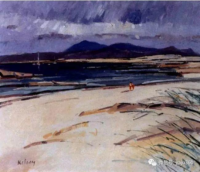 风景油画 英国罗伯特凯尔西作品欣赏插图37