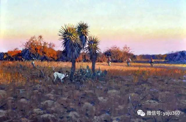 美国阿尔巴恩斯风景画欣赏插图41