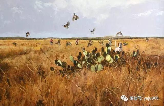美国阿尔巴恩斯风景画欣赏插图45