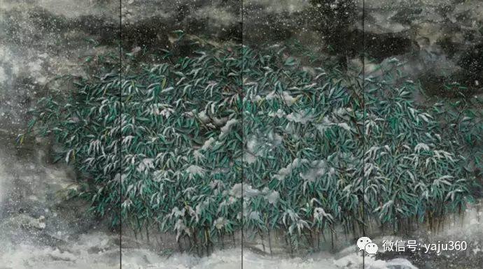 花卉油画 旅英画家蔡小丽作品插图17