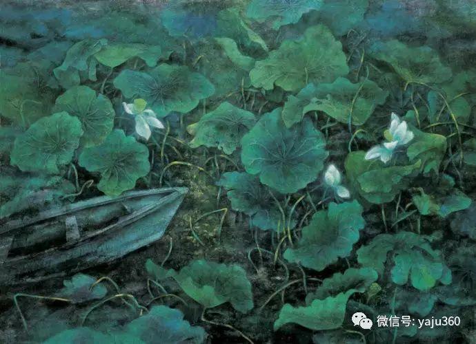 花卉油画 旅英画家蔡小丽作品插图27