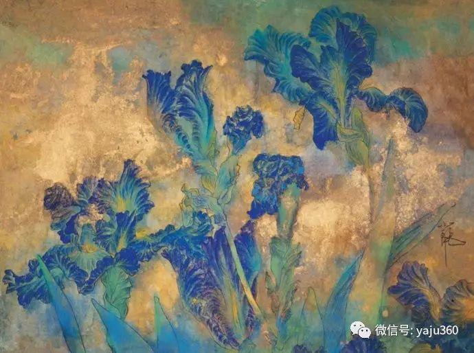 花卉油画 旅英画家蔡小丽作品插图29