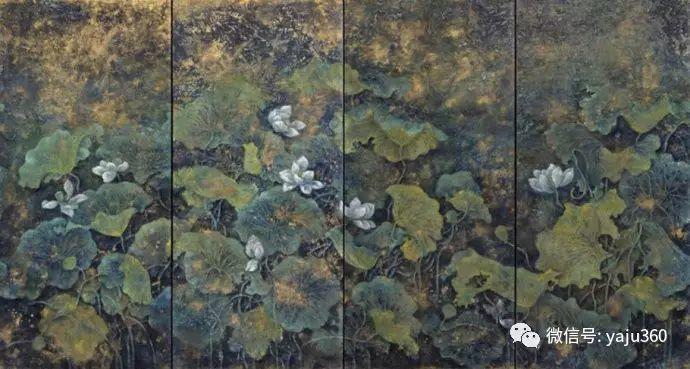 花卉油画 旅英画家蔡小丽作品插图31