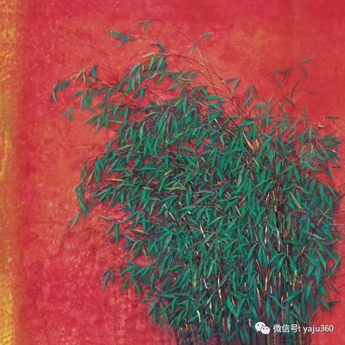 花卉油画 旅英画家蔡小丽作品插图41