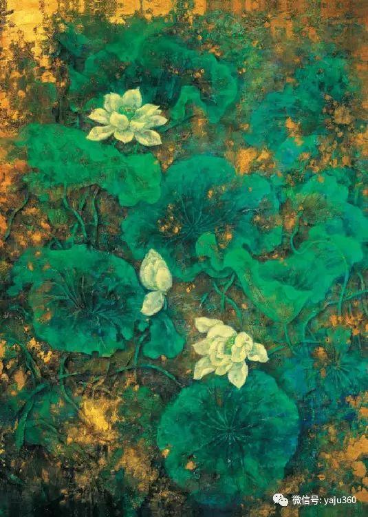 花卉油画 旅英画家蔡小丽作品插图47