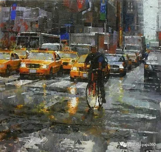 美国艺术家马克·拉格绘画作品插图3