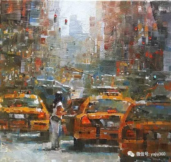 美国艺术家马克·拉格绘画作品插图5