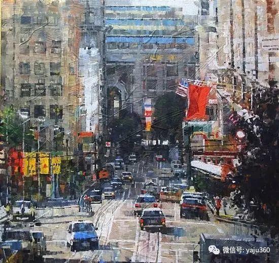 美国艺术家马克·拉格绘画作品插图9