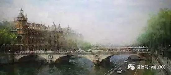 美国艺术家马克·拉格绘画作品插图11