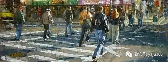 美国艺术家马克·拉格绘画作品插图13