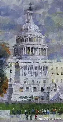 美国艺术家马克·拉格绘画作品插图15