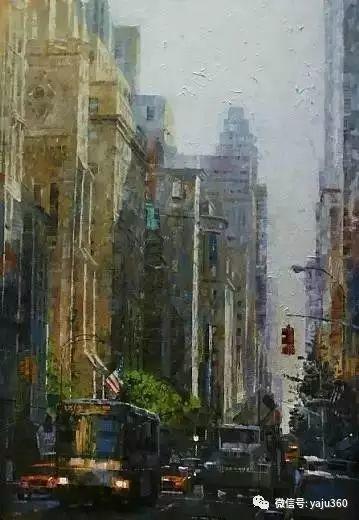 美国艺术家马克·拉格绘画作品插图17