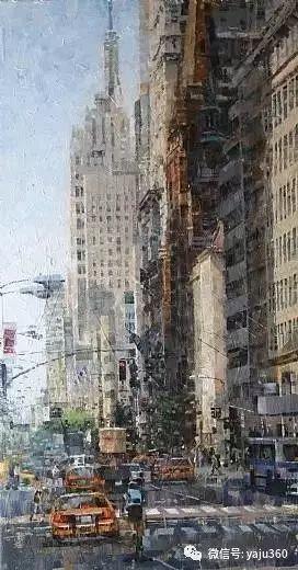美国艺术家马克·拉格绘画作品插图19