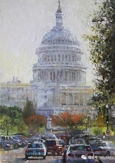 美国艺术家马克·拉格绘画作品插图29