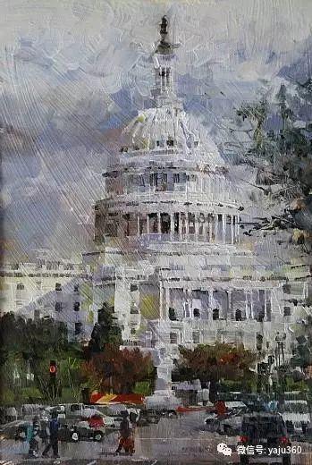 美国艺术家马克·拉格绘画作品插图33