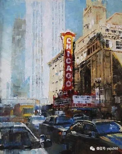 美国艺术家马克·拉格绘画作品插图35