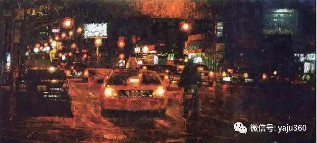 美国艺术家马克·拉格绘画作品插图37